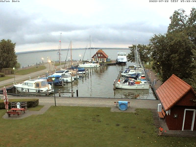 Born webcam - Born webcam, Mecklenburg-Vorpommern, Mecklenburg-Vorpommern